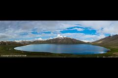 The Blind Lake in Land of Giants (High Blue) Tags: pakistan deosainationalpark sheosarlake deosaiplains blindlake gilgitbaltistan thelandofgaints