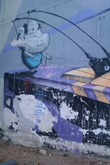 Ermou str., Athens grafiti (TheVRChris) Tags: street art graffiti athens greece ermou