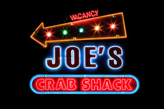 Joe's Crab Shack, Newport Beach