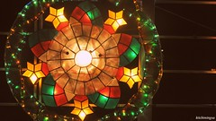 Starry night (kiichimingoa) Tags: christmas lights star parol pasko