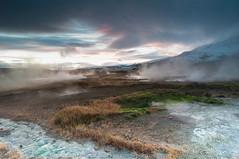 Geysir, Iceland (MarkWarnes) Tags: iceland geyser geothermal geysir haukadalur haukadalurgeothermalarea