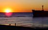 (Lazar B) Tags: sunrise seaside blacksea rasarit costinesti mareaneagra epava epavacostinesti