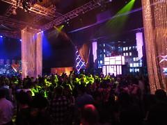 Dancefloor at Roseland Ballroom party in New York City (RYANISLAND) Tags: nyc newyorkcity usa ny newyork state ballroom empire empirestate newyorkstate roseland 212 roselandballroom balroom
