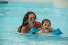 Adrien and I in the water (koalie) Tags: vacation holiday water island spain lanzarote swimmingpool canaryislands adrien koalie coraliemercier byvv06 byvlad 2012summervacation