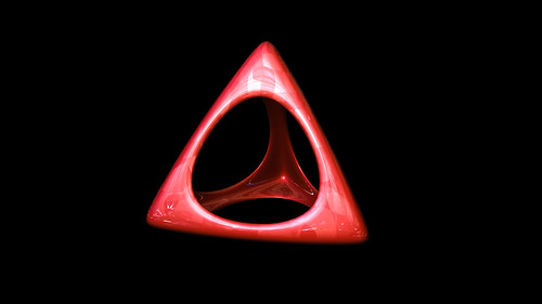 """tetrahedron soft • <a style=""""font-size:0.8em;"""" href=""""http://www.flickr.com/photos/30735181@N00/8325355759/"""" target=""""_blank"""">View on Flickr</a>"""