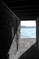 The sting (latositti) Tags: venice water teal ngc venise venecia venezia venedig latositti