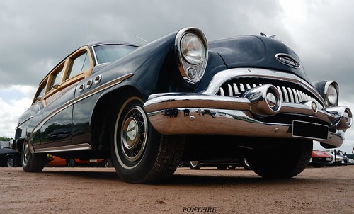 1953 Buick Super Estate-Wagon