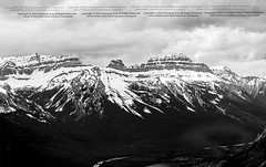 #Black and White ( SUMAYAH ) Tags: ca camera bw white canada black canon landscape photography eos flickr explore alberta pro banff  550d sumayah       flickrsumayah  sumayahessa