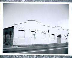 Warehouse - Granville, NSW (frontdrive34) Tags: bw polaroid industrial factory granville sydney australia warehouse 350 nsw packfilm instantfilm polaroid350 westsydney fujifp100b fp100b