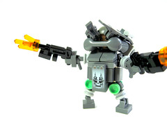 "F-4EVR ""Tyke"" Hardsuit (Simply Complex Simplicity) Tags: friends lego mecha tyke hardsuit"