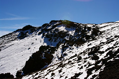 Las Caadas del Teide (Colorum) Tags: winter espaa mountain snow islands spain nieve canarias tenerife invierno canary hillside teide islas ladera caadas flickraward