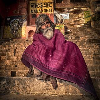 The Man of Narad Ghat