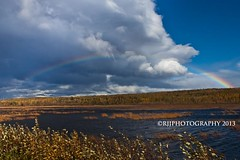 rainbow_IMG_1969 (RJJPhotography) Tags: alaska rainbow anchorage pottersmarshfall