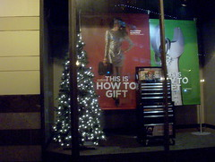 102_4348[] How To Gift (Frabjous Joy) Tags: california oakland wintertime christmastime streetscenes eastbayarea oaklandia californium urbanarium eastbaria theholidayshoppingseason
