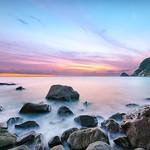 Sunset at Ihama Rocky Beach [Explore]