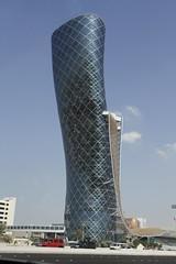 United Arab Emirates (xveair) Tags: city blue sun white hot tower weather architecture al sand dubai desert uae culture emirates zayed khalifa arab marble roads abu dhabi emir islamic burj zahyed