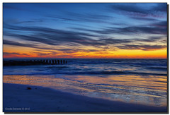 Cold Front (Fraggle Red) Tags: sunset clouds surf waves florida jetty hdr roughsea annamariaisland bradentonbeach coquinabeach 7exp canonef1635mmf28liiusm dphdr manateeco canoneos5dmarkiii 5d3 5diii