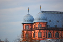 Karlsruhe - Gotteshauer Schlo (Xver) Tags: