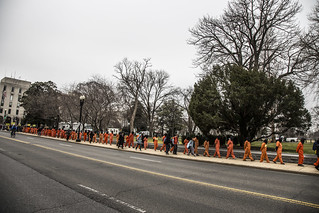 Witness Against Torture: Detainee Line