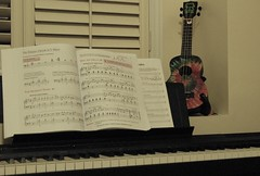 Day 14 (pmackin1959) Tags: ukulele piano yamaha kala