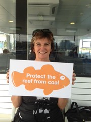 Lis (Greenpeace Australia Pacific) Tags: great change barrier coal reef ports climate expansion reefatrisk