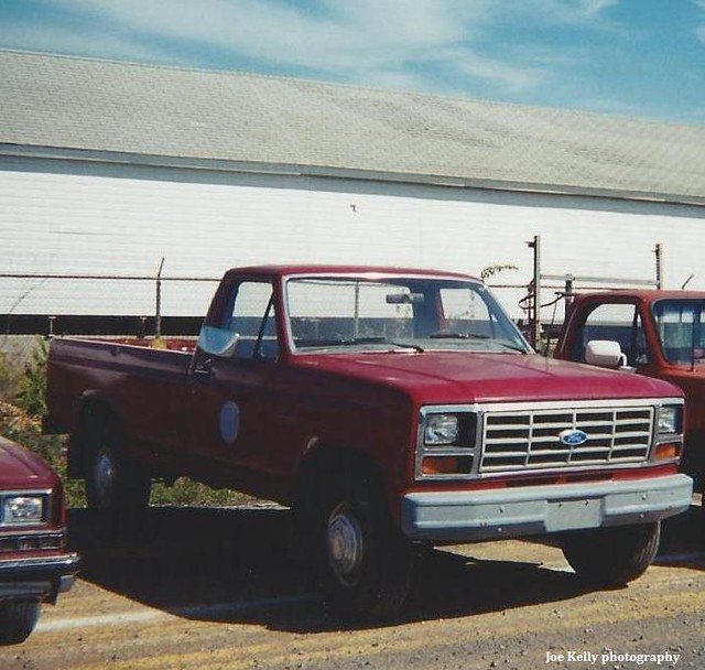 county ny ford truck highway madison government department municipal