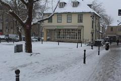 Witney snow