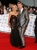 The National Television Awards (NTA's) 2013 held at the O2 arena - Arrivals Featuring: Jayne Torvill and Christopher Dean