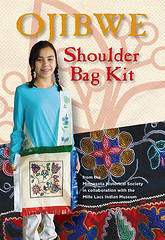Ojibwe Shoulder Bag Kit