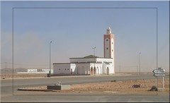 regalement for body and soul (mhobl) Tags: mosque morocco maroc marokko tantan westsahara moscheenminaretteundgrabmale