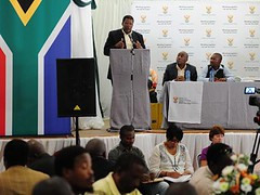 Amajuba District Post State of the Nation Information Seminar, 9 Mar 2012 (GovernmentZA) Tags: shabane khumalo nkwinti