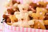 Ursinhos da Eduarda ʕ •ᴥ•ʔ ~♥ (Ei menina! - Érica Catarina) Tags: bear handmade craft tilda festa aniversário urso bichinhos chaveiro ursos pingente ursinho ursinhos lembrancinha lembrancinhas sachê ursinhotilda