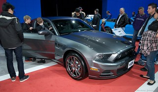 2013 Washington Auto Show - Upper Concourse - Ford 7 by Judson Weinsheimer