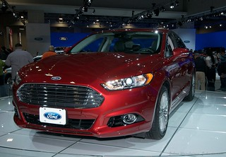 2013 Washington Auto Show - Upper Concourse - Ford 3 by Judson Weinsheimer