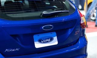 2013 Washington Auto Show - Upper Concourse - Ford 16 by Judson Weinsheimer