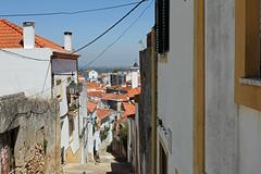 Palmela (hans pohl) Tags: portugal setubal palmela villes cities ensoleill sunny streets rues houses maisons