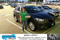 #HappyAnniversary to Michelle and your 2015 #Mazda #Cx-5 from Everyone at Mazda of Mesquite! (Mazda Mesquite) Tags: mazda mesquite texas tx sportscars sporty dallas dfw metroplex automotive luxury new used preowned vehicles car dealer dealership happy customers truck pickup sedan suv coupe hatchback wagon van minivan 2dr 4dr bday shoutouts