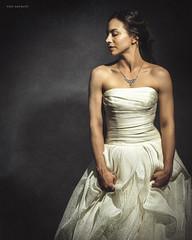 Ashley (Eric Langley) Tags: bride bridal wedding weddingdress weddingphotography portraits portrait pretty beauty beautifulwoman beautiful beautifulgirl brunette whitedress atlanta atlantaphotographer atlantaphotography ericlangley
