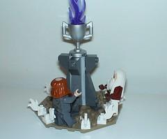 366 Days of Jr Lego Day 241 (adventuresinlego) Tags: lego moc 365daysoflego legomoc 366daysoflego 365project harrypotter hogwarts gobletoffire harrypotterandthegobletoffire jkrowling weasleytwins