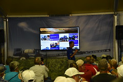 fps-16-236 (AgWired) Tags: farm progress show farmprogressshow agriculture new holland agwired zimmcomm media tractor hay forage harvest combine