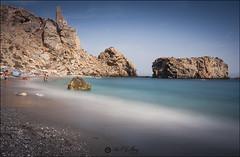 Playa la Rijana,Granada (Art.Mary) Tags: plage sea mar playa beach playalarijana eau agua water granada andaluca espaa espagne spain canon bleu blue azul mer