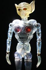 Invader Z (Takara 1970's) (Donald Deveau) Tags: takara henshincyborg invaderz japanesetoy vintagetoy kaiju actionfigure sciencefiction