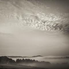 * (sedregh (on/off)) Tags: sky wolken clouds himmel eifel nebel fog mist landschaft landscape