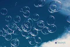 Bolle dal cielo (righi_federico) Tags: summer blue sky bolle