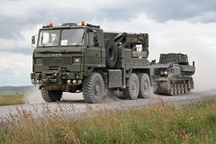 T.J. Neate Copyrighted Photograph (Neatescale) Tags: reme recovery foden spta salisburyplain britisharmy