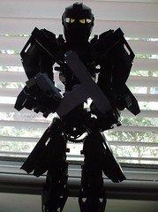 4 Years Flickr Anniversary (Toa Taruho) Tags: lego bionicle taruho anniversary moc toa 4 year