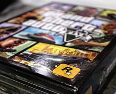 Rockstar Games - GTA 5 (Divya B) Tags: star macro mondays stars macromondays gaming game roleplayingsimulation openworldgame