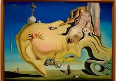 Nachos - 625 (Gaetano Prisco) Tags: museum madrid spain art dali dal mir picasso red blue colors drawings draw paints concepts surrealism futurism vanguard