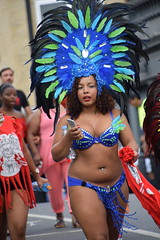 DSC_0611 Notting Hill Caribbean Carnival London Costume Lady Performer Showgirl Aug 29 2016 Big Beautiful Woman BBW Plus Sized Ladies (photographer695) Tags: notting hill caribbean carnival london costume lady performer showgirl aug 29 2016 big beautiful woman bbw plus sized ladies