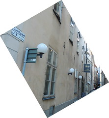 Old Town, Stockholm (GothPhil) Tags: yxsmedsgrnd street buildings architecture oldtown gamlastan stockholm sweden july 2016